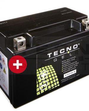BATTERIE TECNO-GEL YTZ10S / YT10B-4 DIN 50901 f. KTM, BMW, HON, MV, YAM U.A.