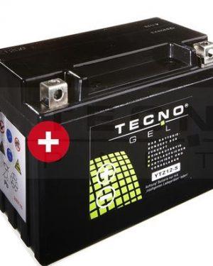 BATTERIE TECNO-GEL YTZ12-S DIN 50901 f. BMW, HON, YAM U.A.
