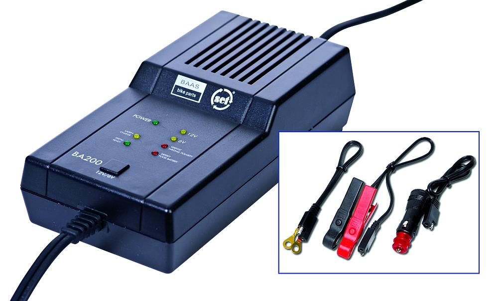 Motorradbatterie TECNO-ION TI-TZ5-S 12 V 19,2 Wh 105 CCA 400 g - ersetzt YTX4L-BS, YTX5L-BS, YTZ5-S