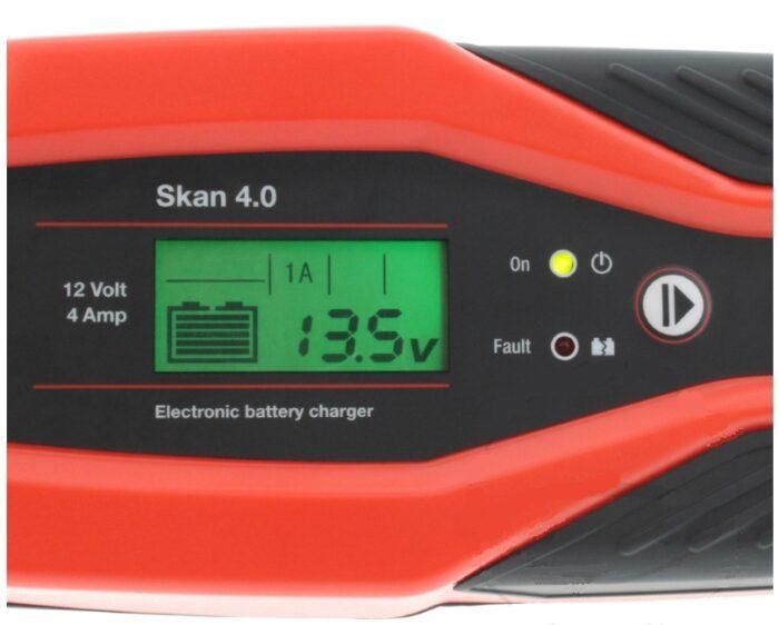 JMP Batterieladegerät Skan 4.0