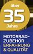 Wirth Federn, Label über 35 Jahre Motorradzubehör – Erfahrung & Qualität